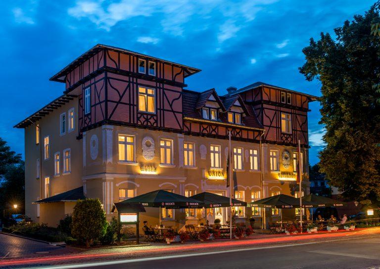 Hotel Union Aussenansicht
